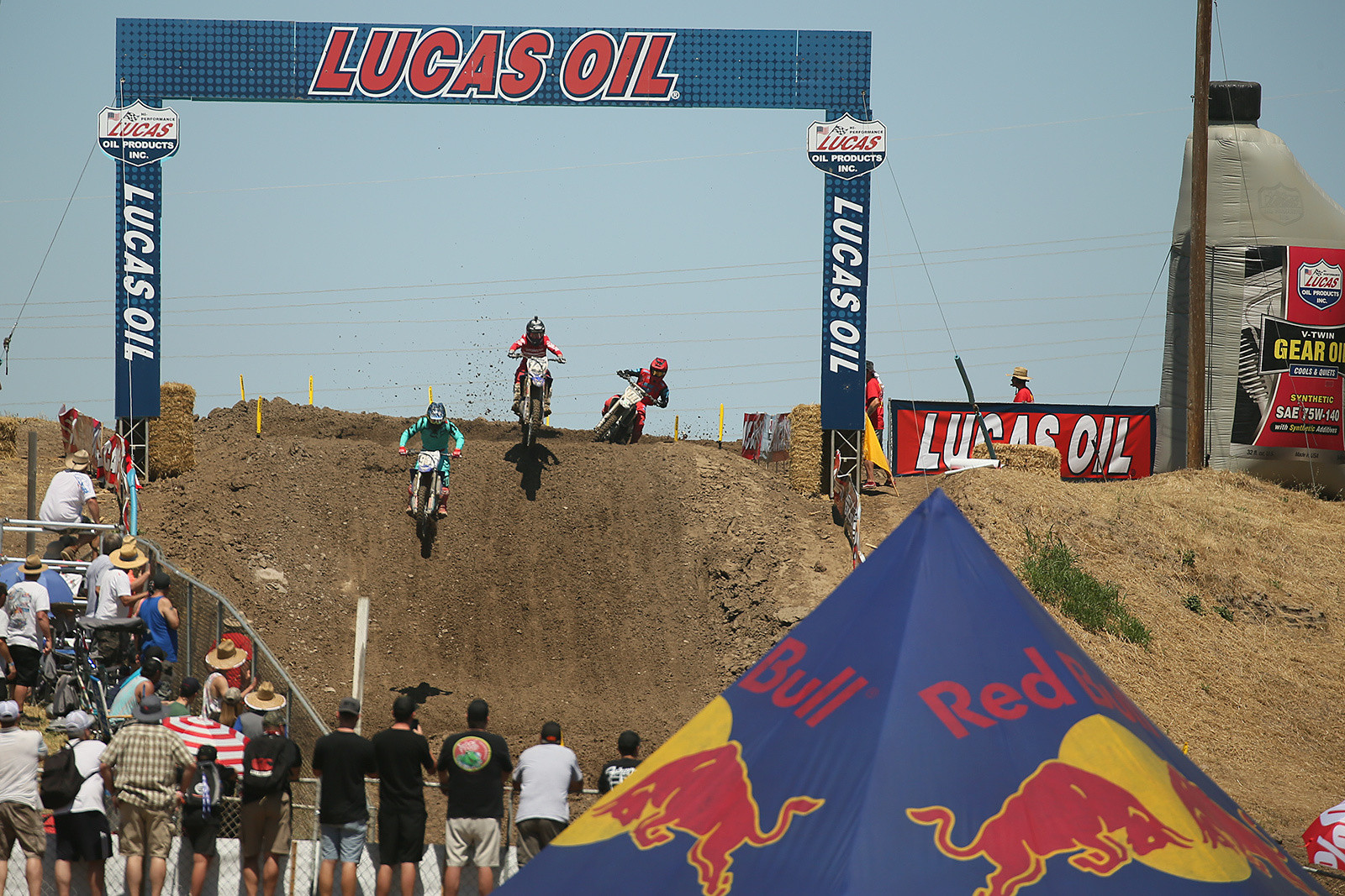 Dicing - Vital MX Pit Bits: Hangtown - Motocross Pictures - Vital MX