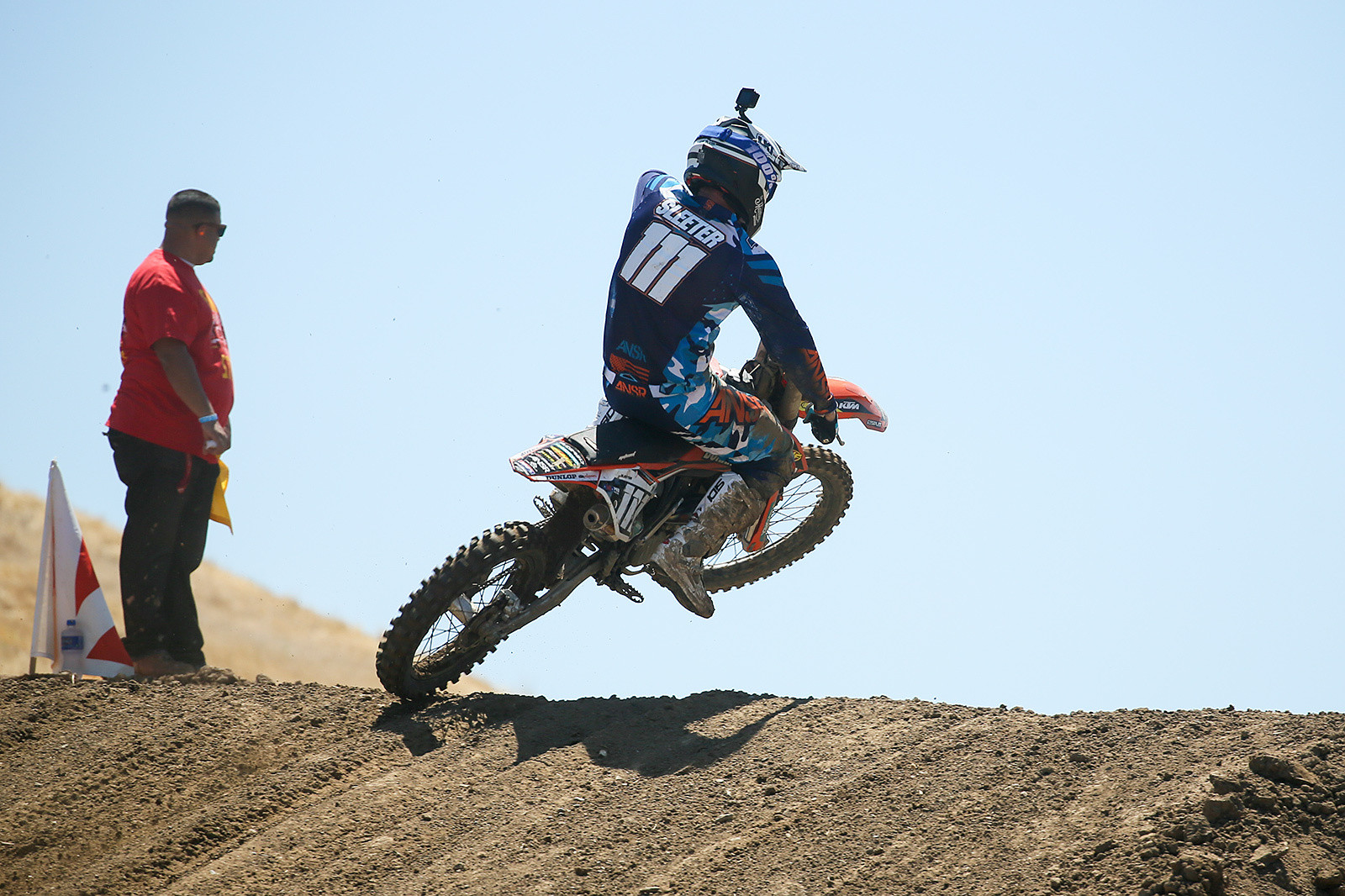Michael Sleeter - Vital MX Pit Bits: Hangtown - Motocross Pictures - Vital MX