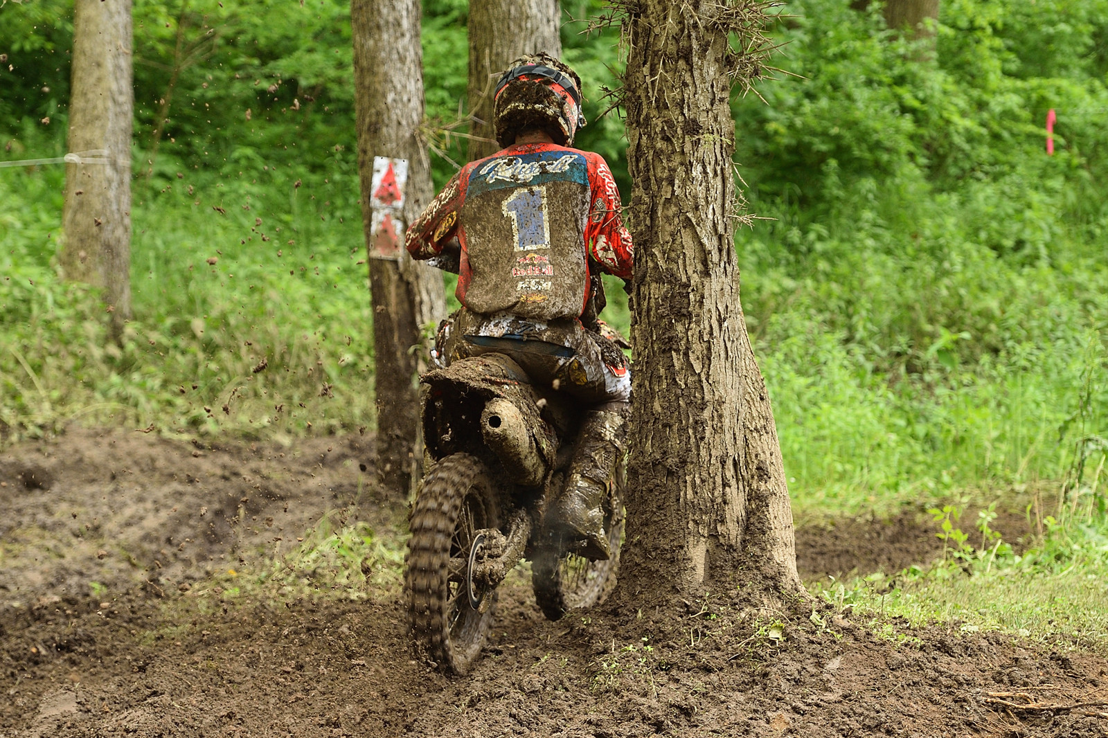 Kailub Russell - X-Factor GNCC - Motocross Pictures - Vital MX