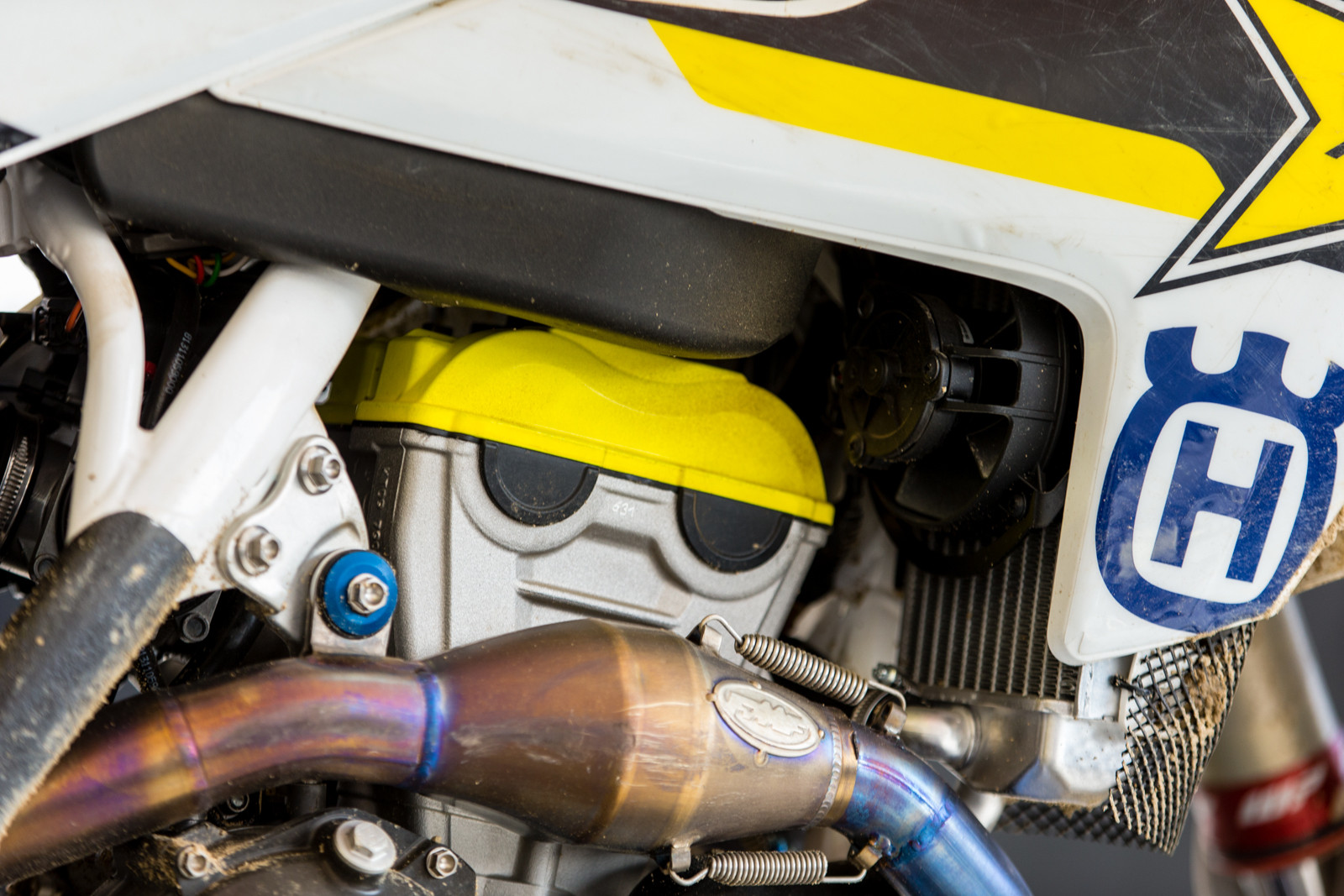 Rockstar Energy Racing Husqvarna - Vital MX Pit Bits: Glen Helen - Motocross Pictures - Vital MX