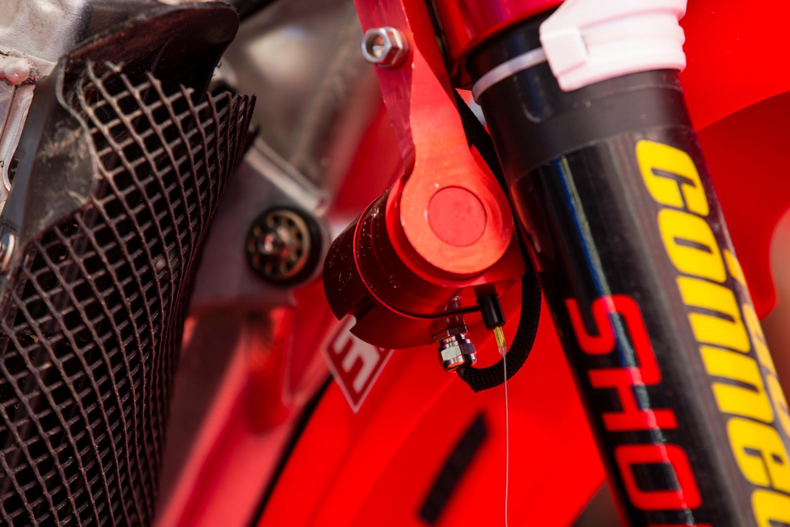 GEICO Honda - Vital MX Pit Bits: Glen Helen - Motocross Pictures - Vital MX