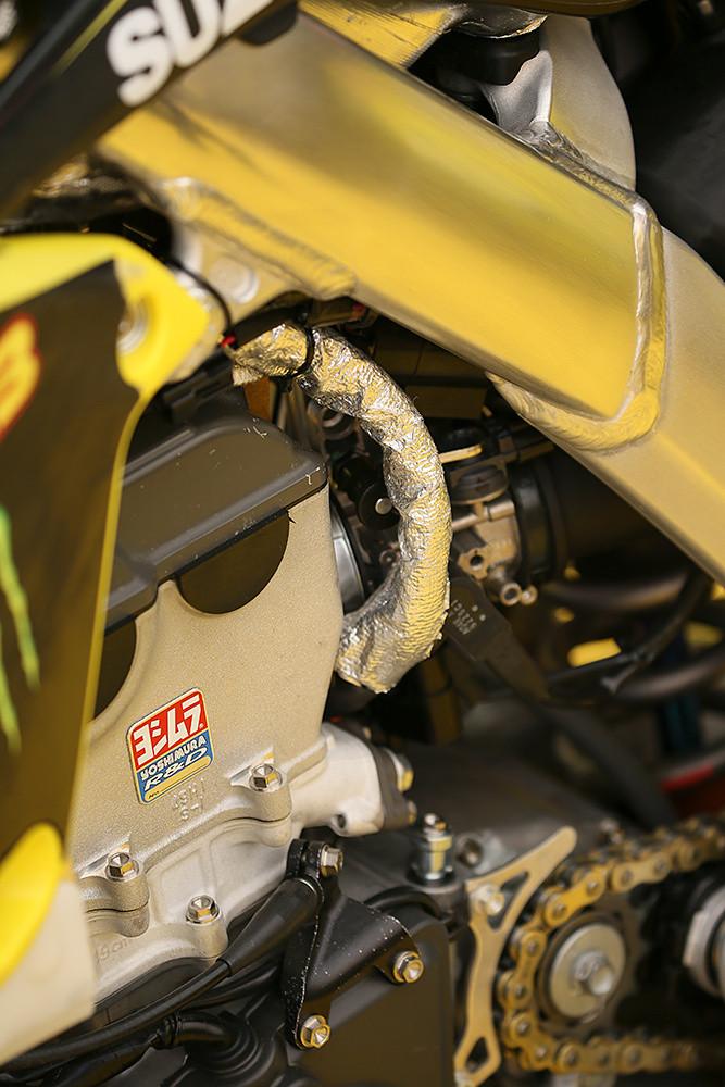Heat - Vital MX Pit Bits: Glen Helen - Motocross Pictures - Vital MX