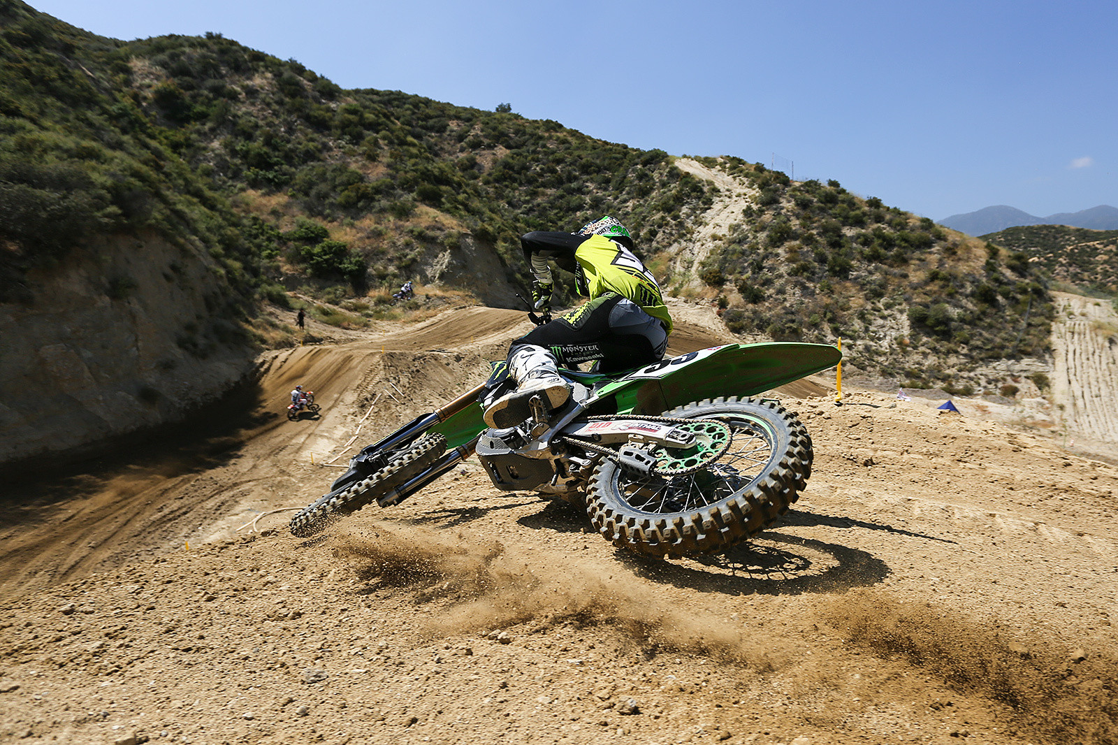 Up close - Vital MX Pit Bits: Glen Helen - Motocross Pictures - Vital MX