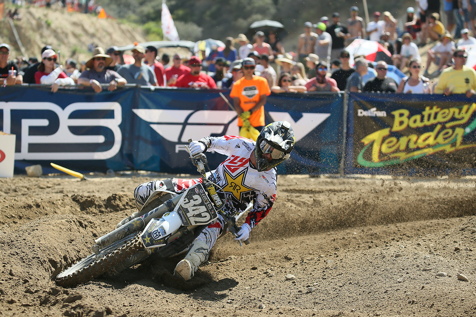 Michael Mosiman - Vital MX Pit Bits: Glen Helen - Motocross Pictures - Vital MX