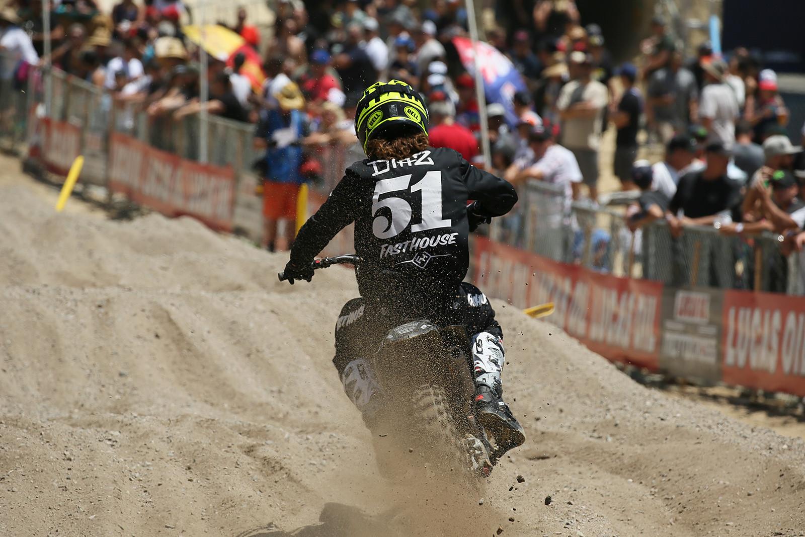 Ricky Diaz - Vital MX Pit Bits: Glen Helen - Motocross Pictures - Vital MX