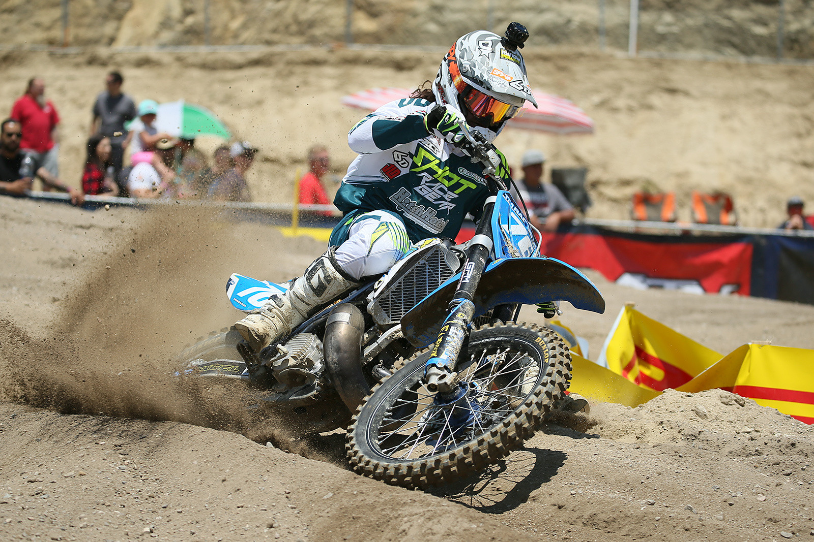 Scott Champion - Vital MX Pit Bits: Glen Helen - Motocross Pictures - Vital MX