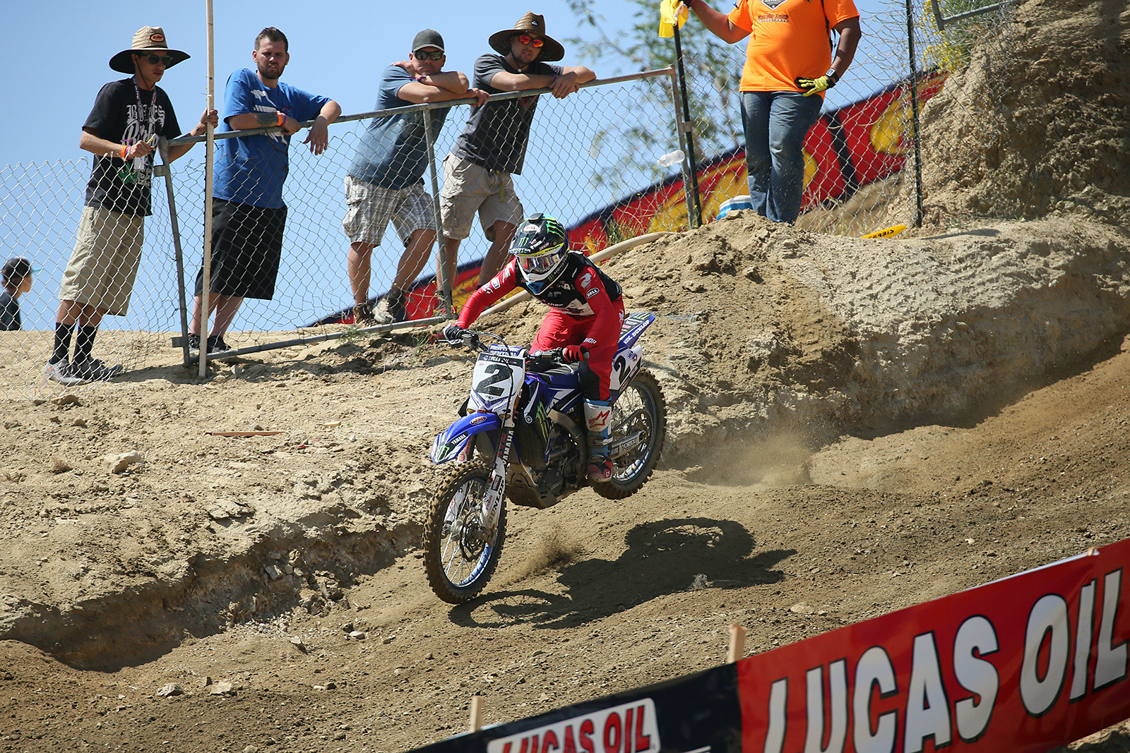 Rough - Vital MX Pit Bits: Glen Helen - Motocross Pictures - Vital MX