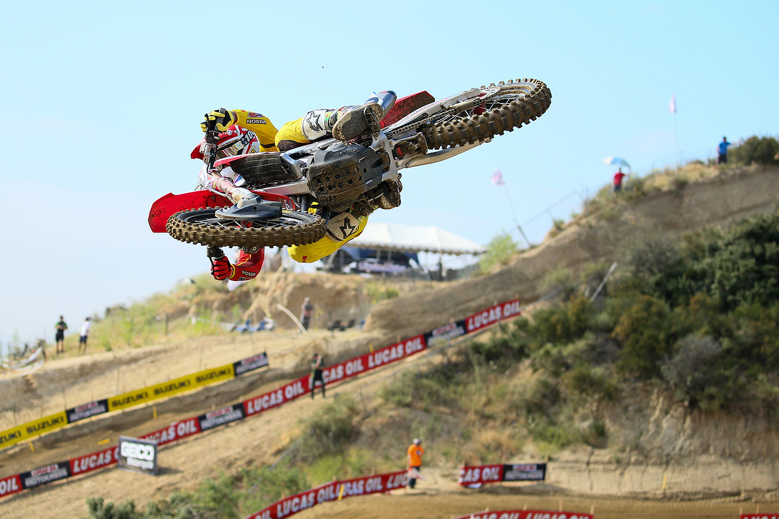 Style time - Vital MX Pit Bits: Glen Helen - Motocross Pictures - Vital MX
