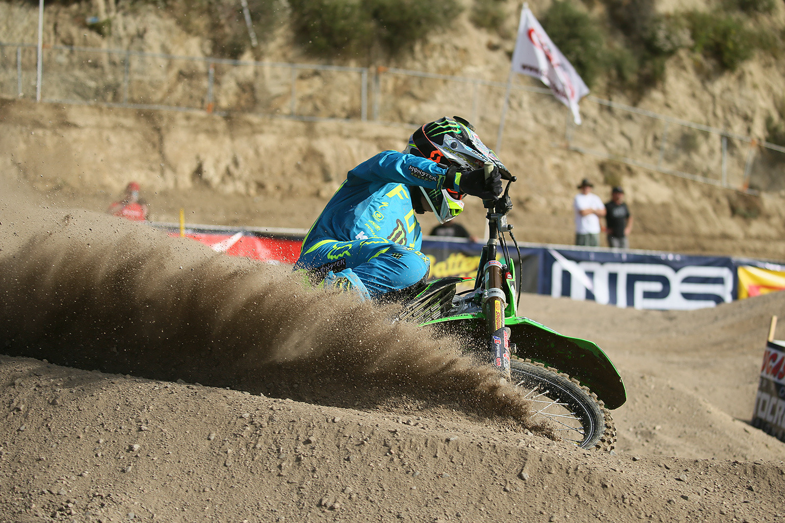 Sand Section - Vital MX Pit Bits: Glen Helen - Motocross Pictures - Vital MX