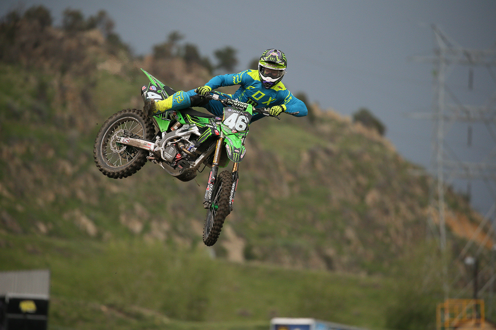 Justin Hill - Vital MX Pit Bits: Thunder Valley - Motocross Pictures - Vital MX