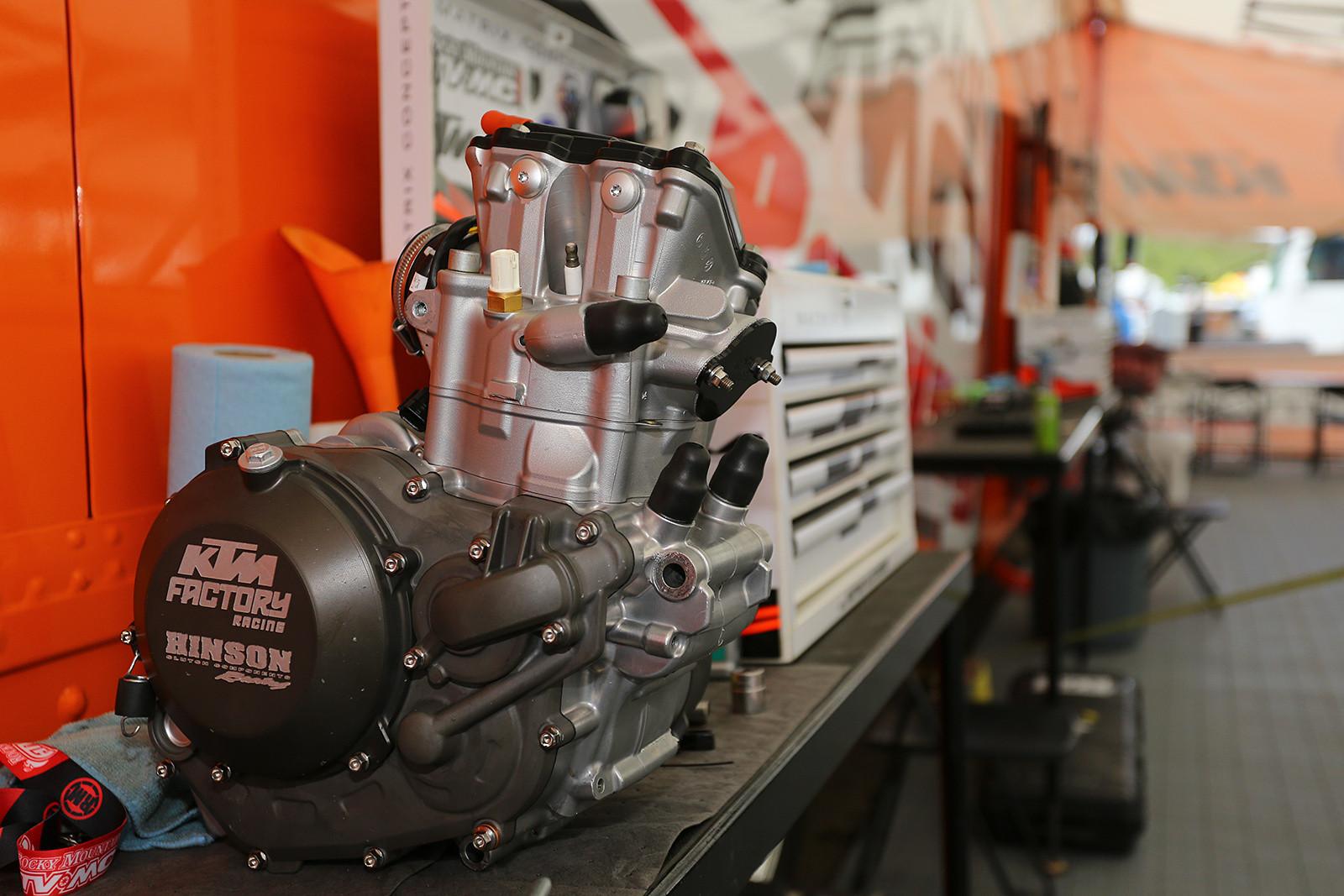 Spare bullet - Vital MX Pit Bits: Thunder Valley - Motocross Pictures - Vital MX