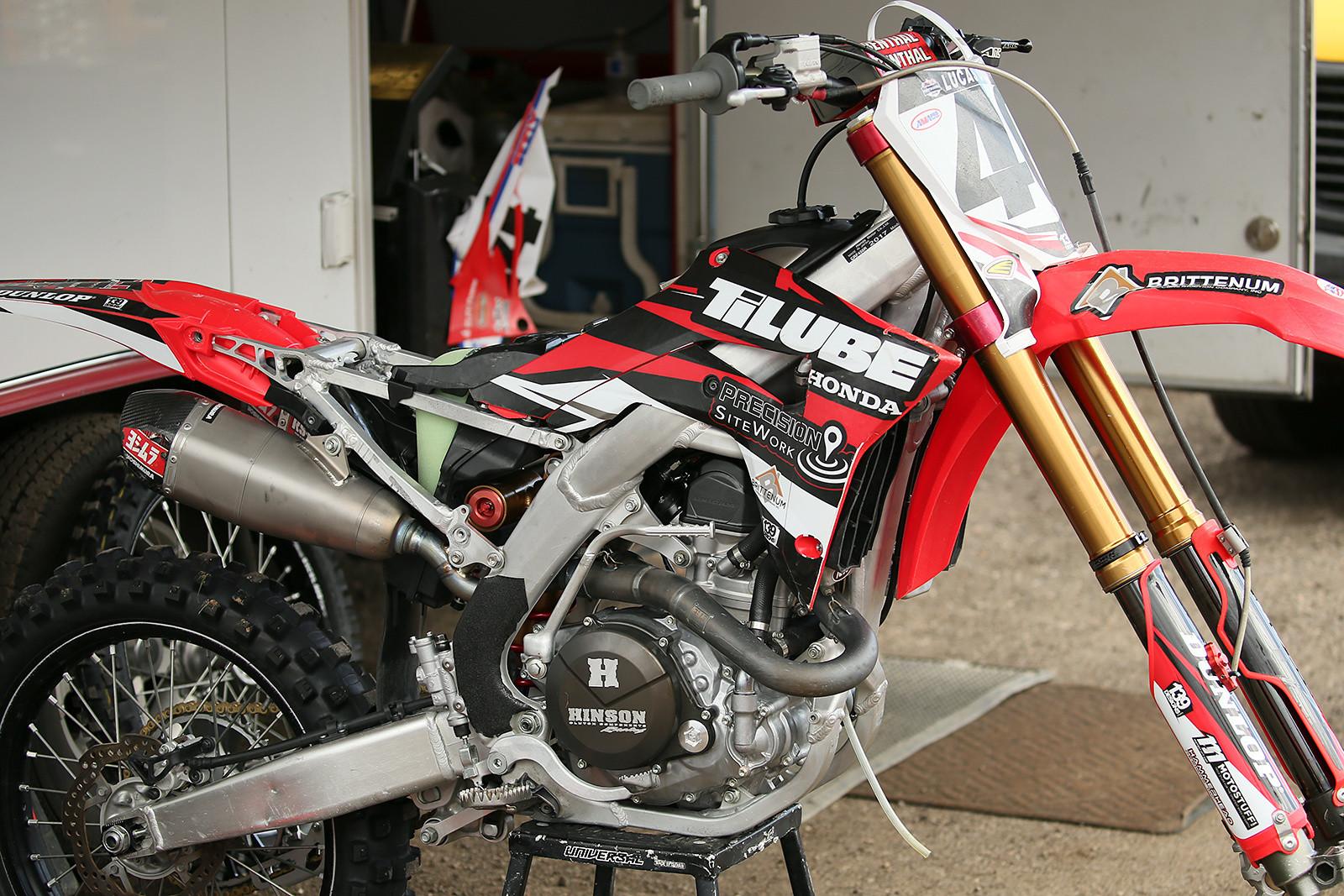 Fredrik Noren - Vital MX Pit Bits: Thunder Valley - Motocross Pictures - Vital MX