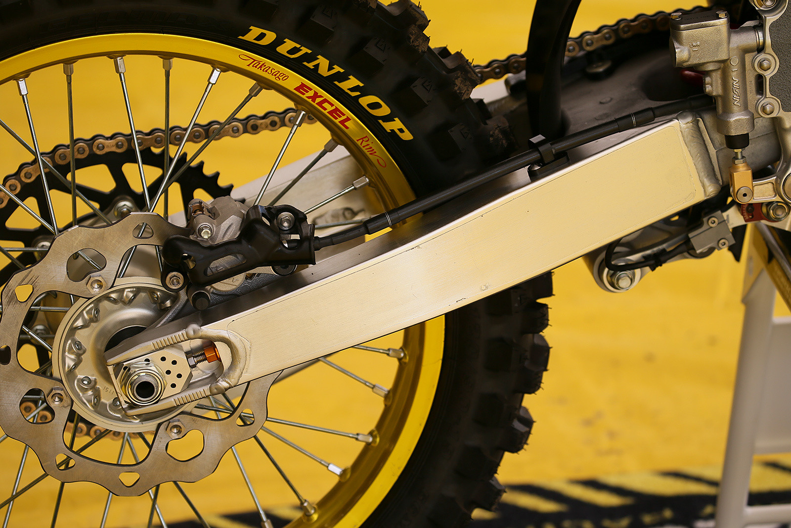 RCH/Yoshimura/Suzuki Factory Racing - Vital MX Pit Bits: Thunder Valley - Motocross Pictures - Vital MX