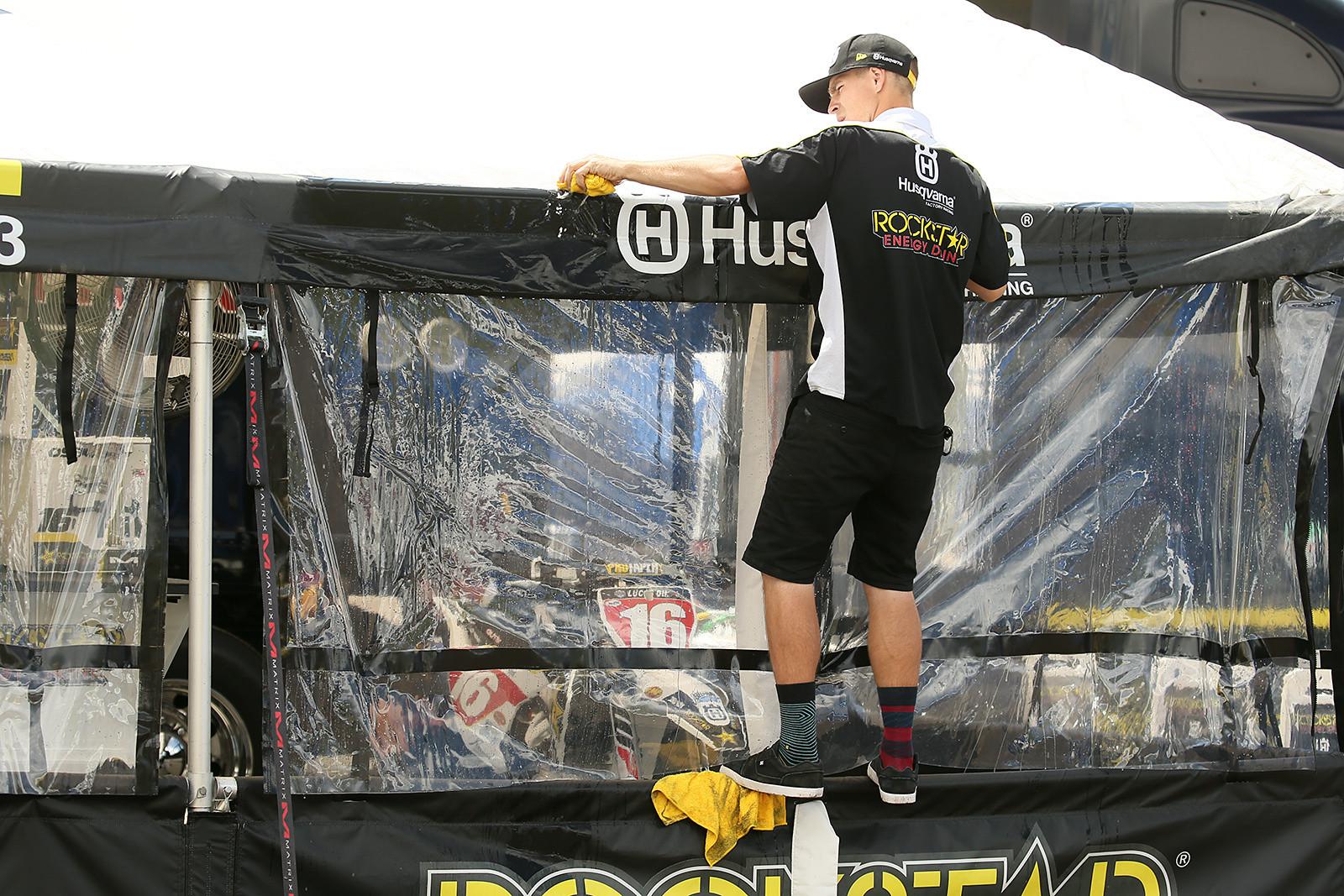 Daniel Castloo - Vital MX Pit Bits: Thunder Valley - Motocross Pictures - Vital MX