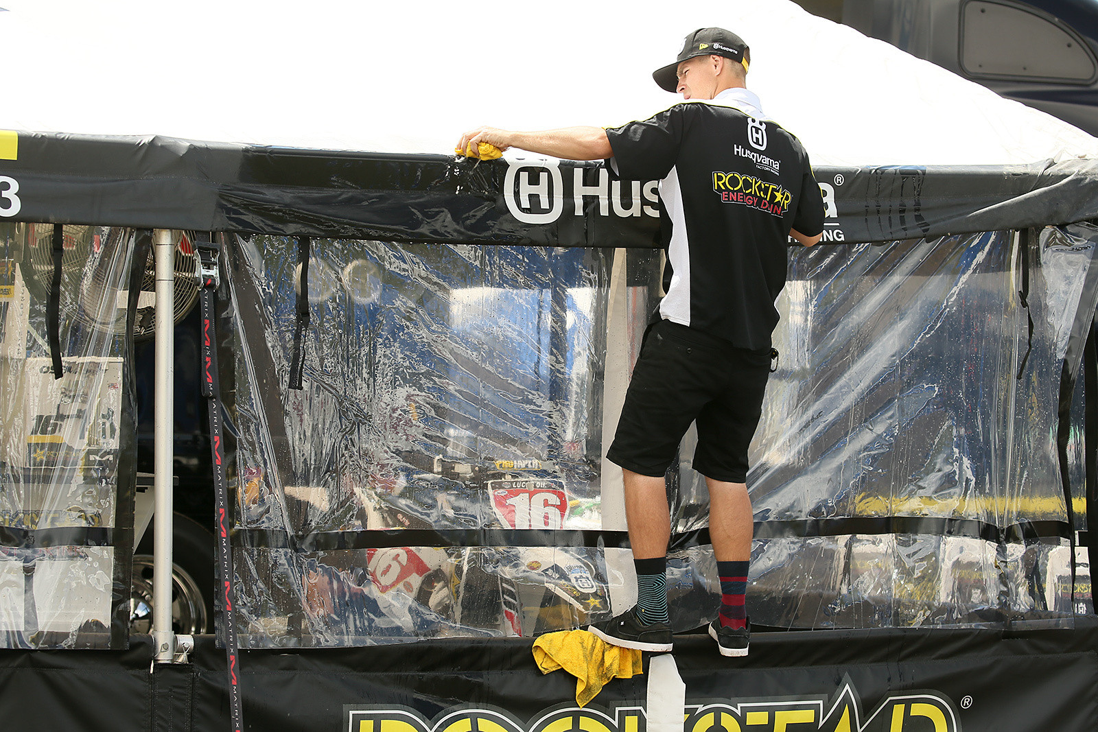 Daniel Castloo - Vital MX Pit Bits: Thunder Valley - Motocross Pictures - Vital MX