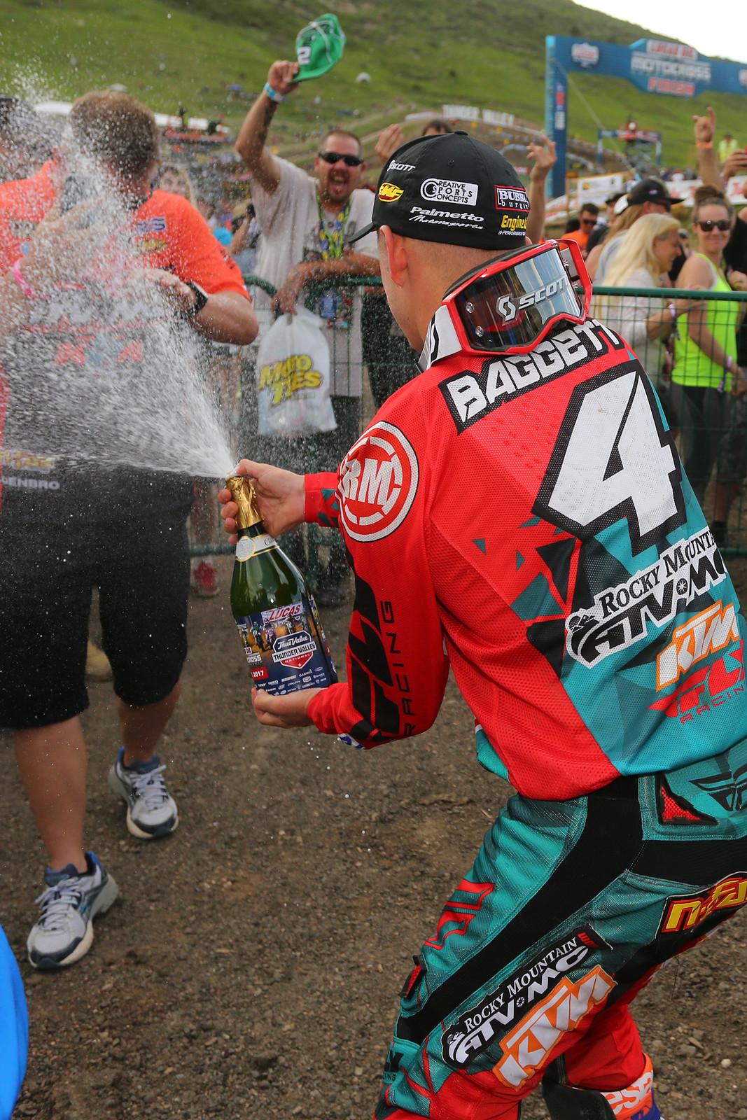 Blake Baggett and Forrest Butler - Vital MX Pit Bits: Thunder Valley - Motocross Pictures - Vital MX