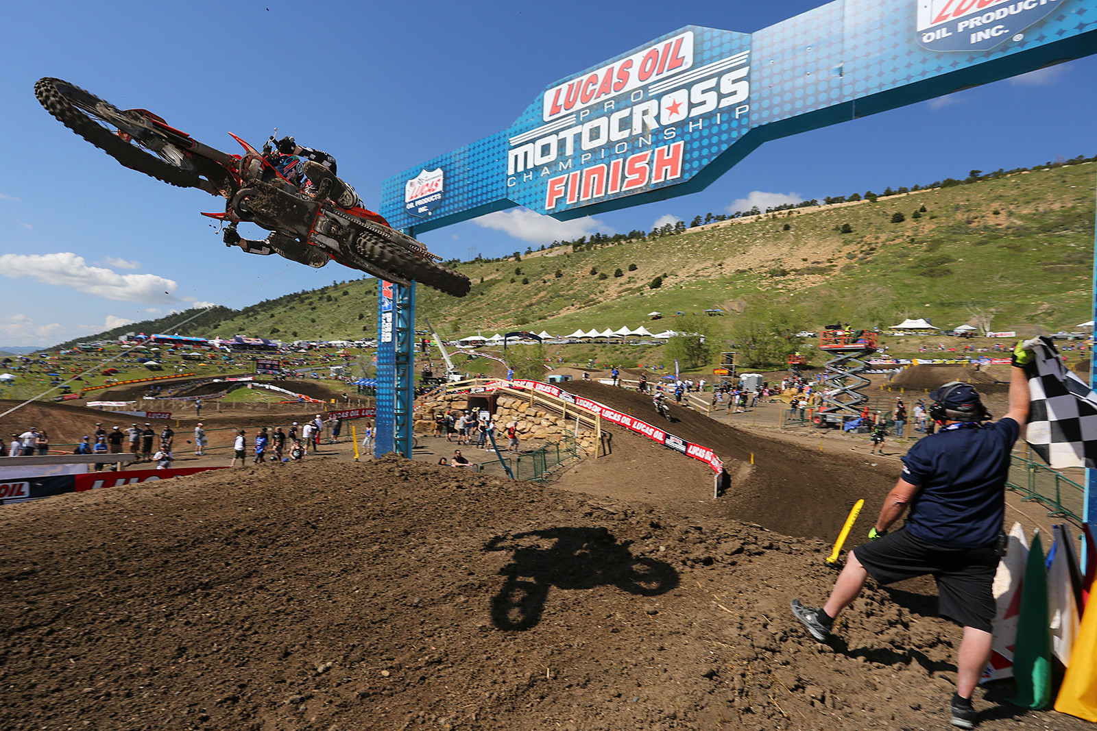 Alex Martin - Vital MX Pit Bits: Thunder Valley - Motocross Pictures - Vital MX