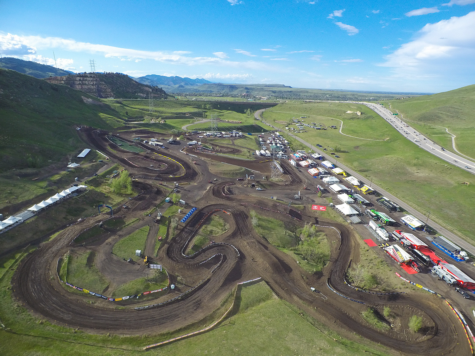 Thunder Valley - Vital MX Pit Bits: Thunder Valley - Motocross Pictures - Vital MX