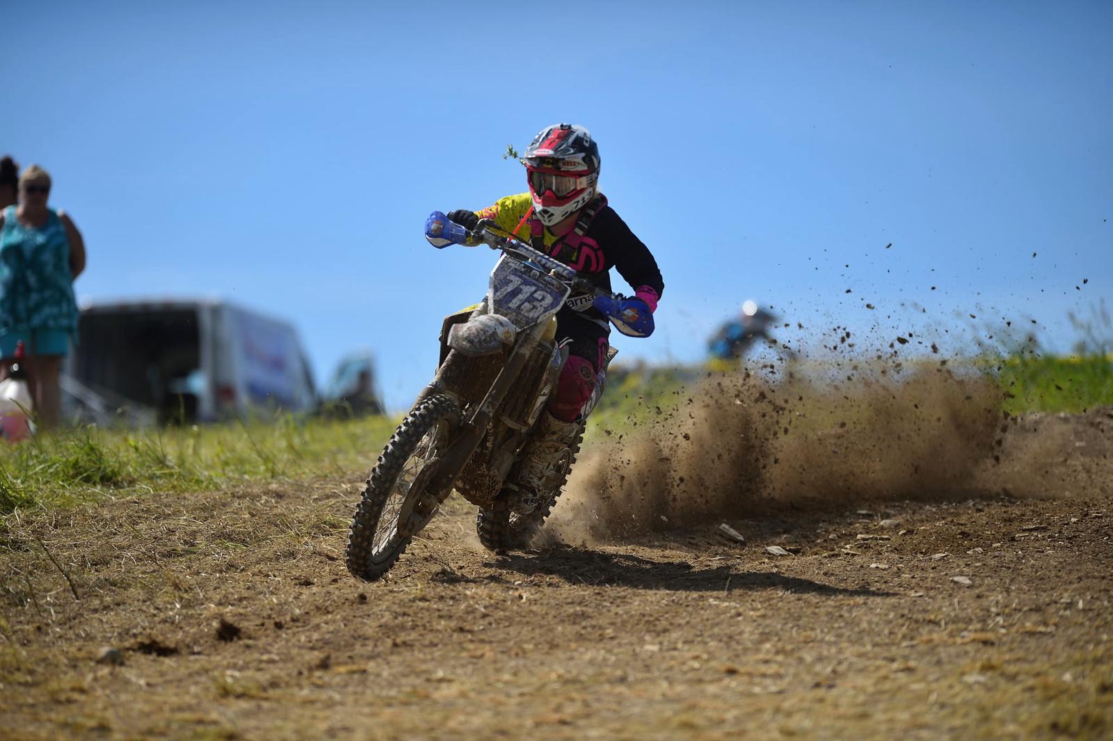 Tayla Jones - Tomahawk GNCC - Motocross Pictures - Vital MX