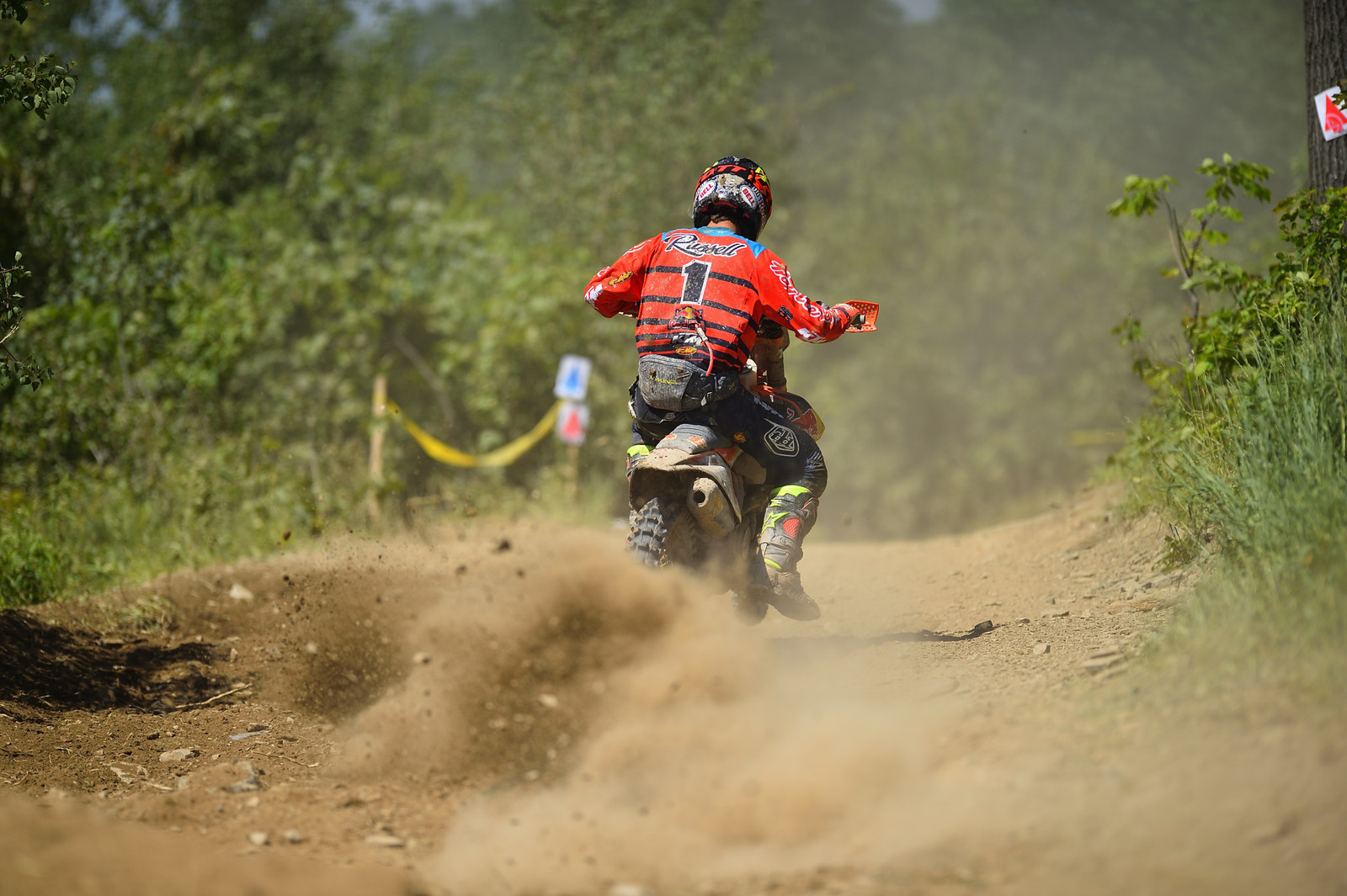 Kailub Russell - Tomahawk GNCC - Motocross Pictures - Vital MX