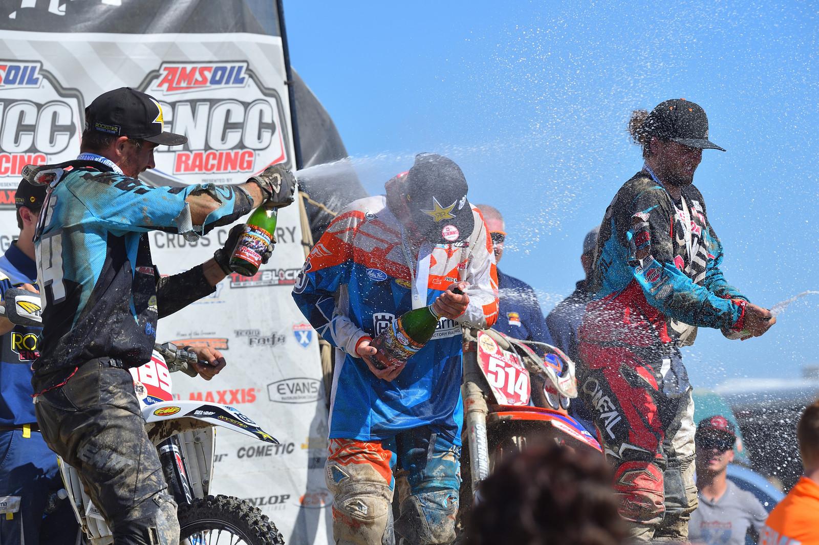 Podium - Tomahawk GNCC - Motocross Pictures - Vital MX