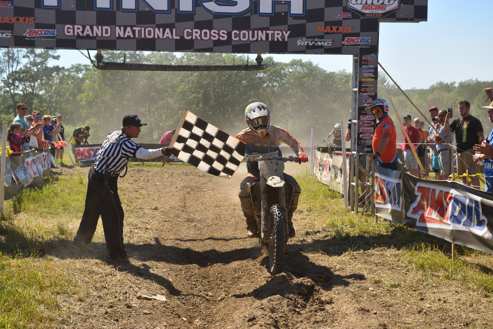 Thad Duvall - Tomahawk GNCC - Motocross Pictures - Vital MX