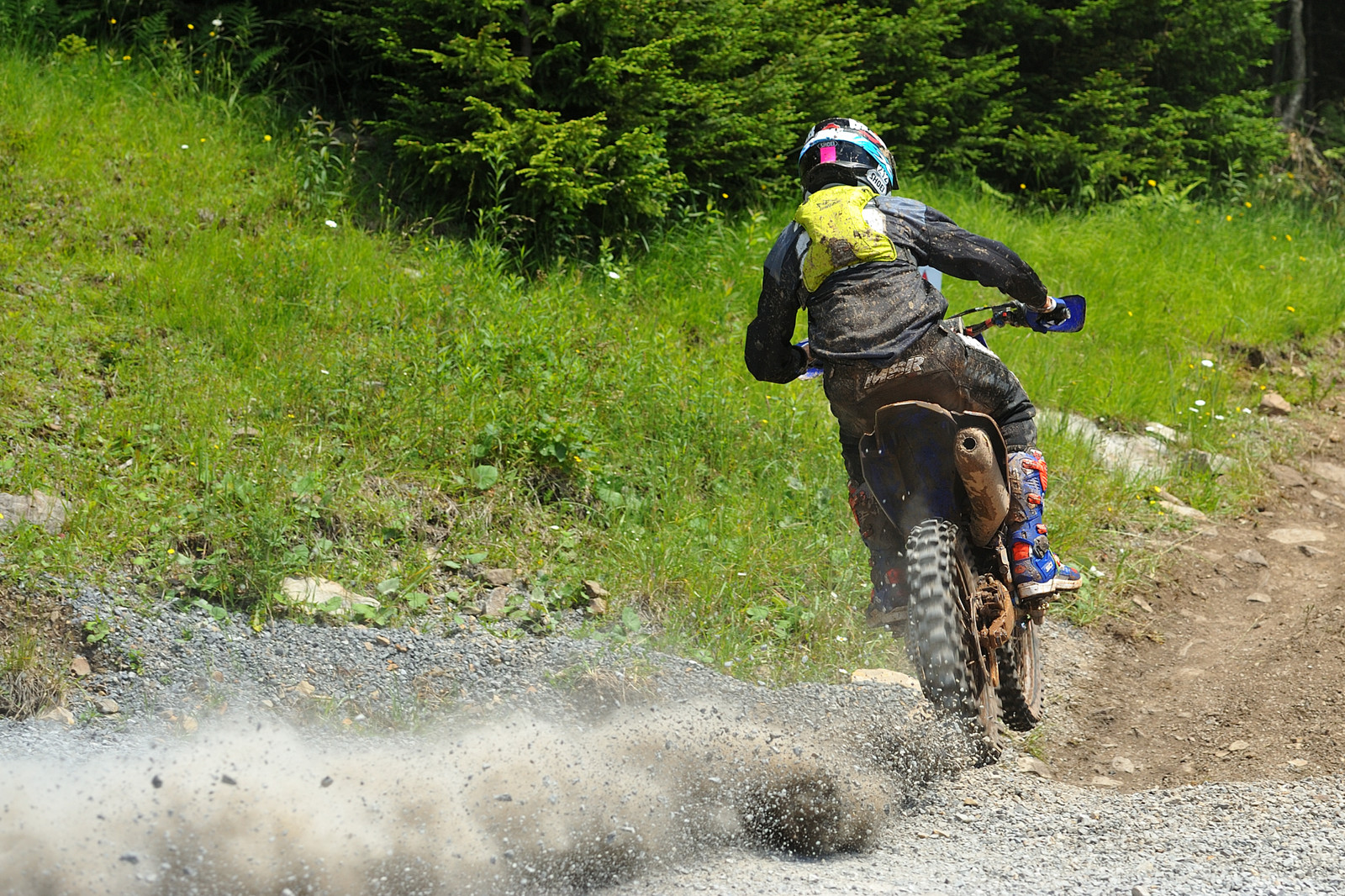 Ricky Russell - Snowshoe GNCC - Motocross Pictures - Vital MX