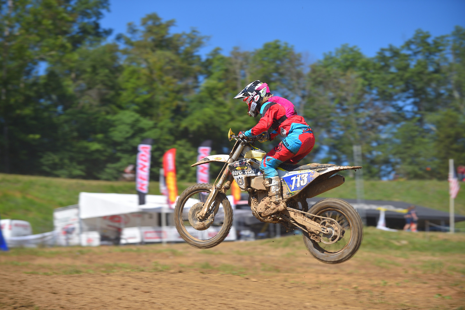 Tayla Jones - John Penton GNCC - Motocross Pictures - Vital MX