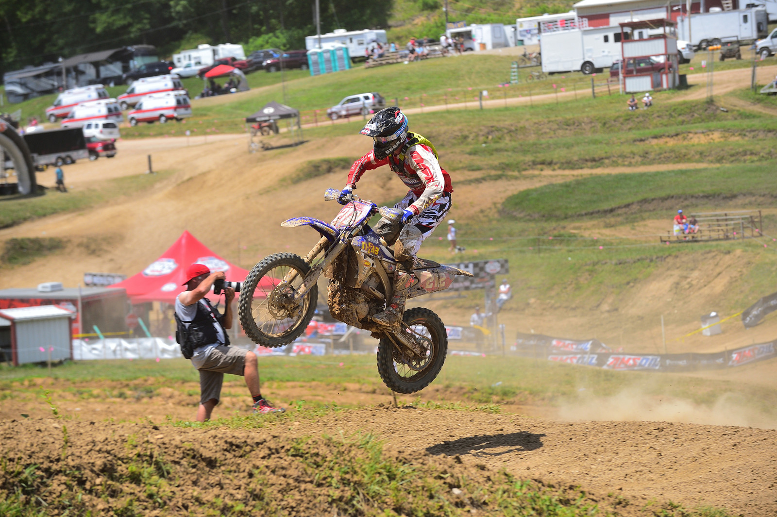 Ricky Russell - John Penton GNCC - Motocross Pictures - Vital MX