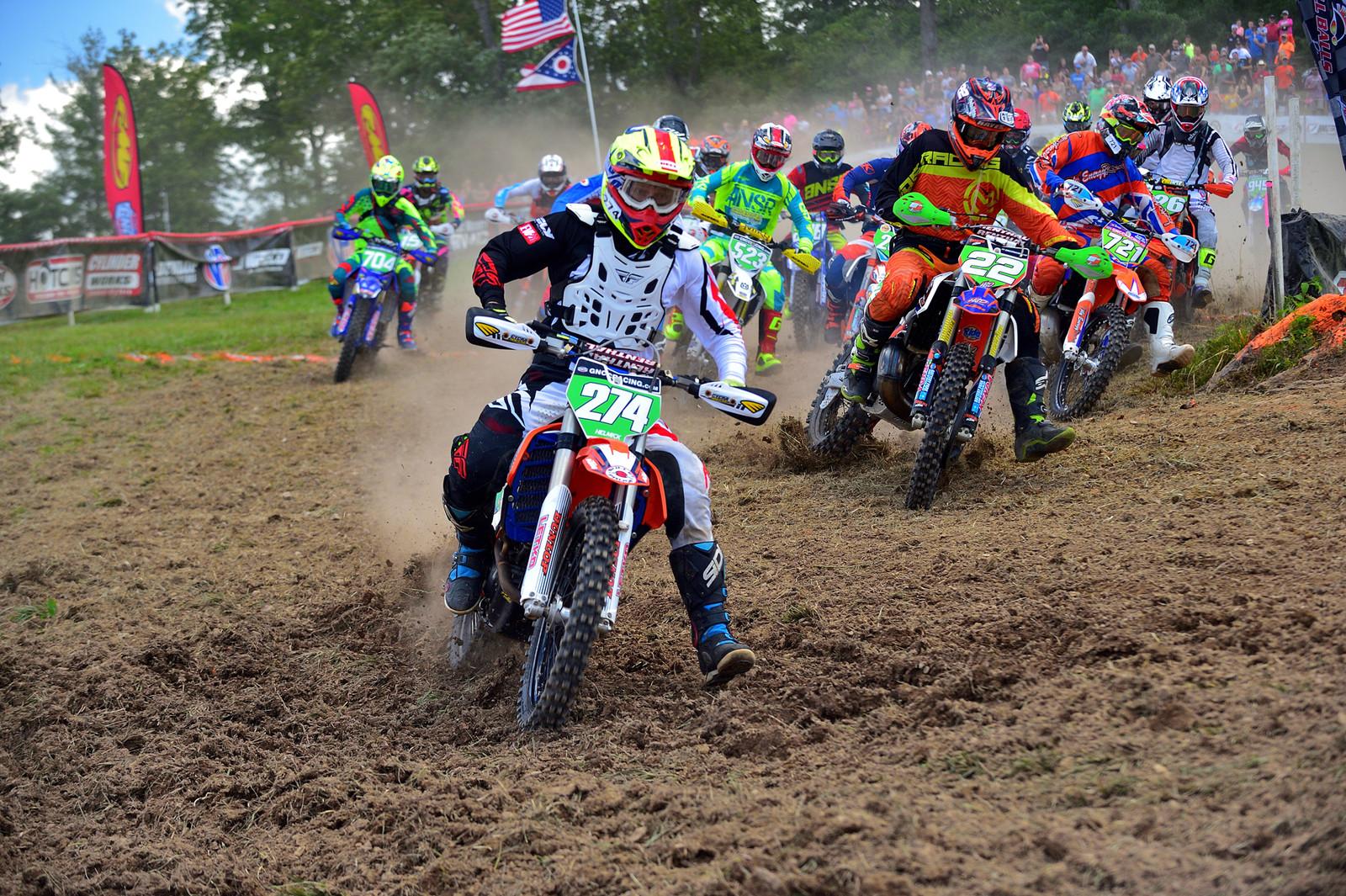 Harrison Helmick - John Penton GNCC - Motocross Pictures - Vital MX