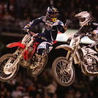 Davi Millsaps and Kevin Johnson
