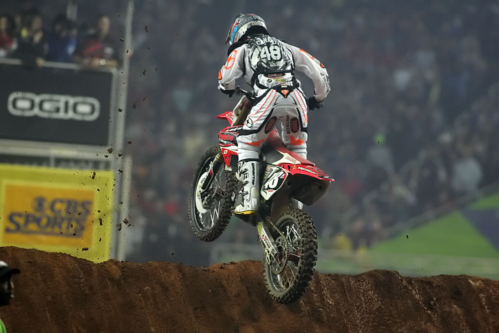 Trey Canard - 2008 Monster Energy Supercross: Atlanta - Motocross Pictures - Vital MX
