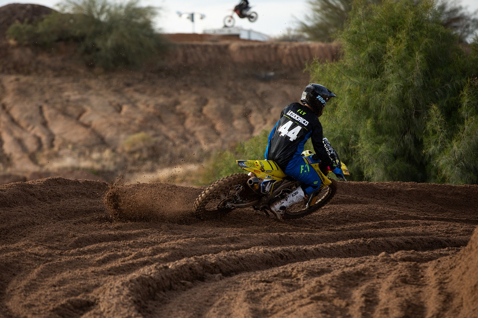 Marcello Leodorico is BarX Chaparral Suzuki's - AZ Open of Motocross, Part 1 - Motocross Pictures - Vital MX