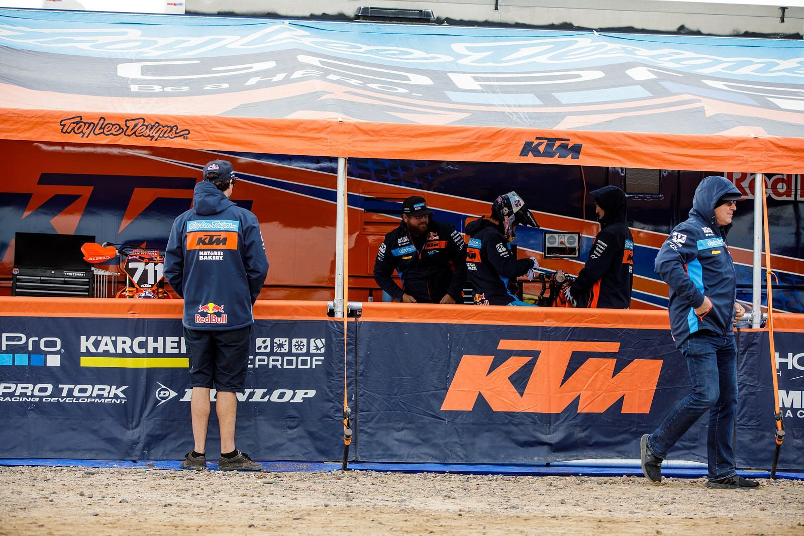 TLD KTM - AZ Open of Motocross, Part 2 - Motocross Pictures - Vital MX