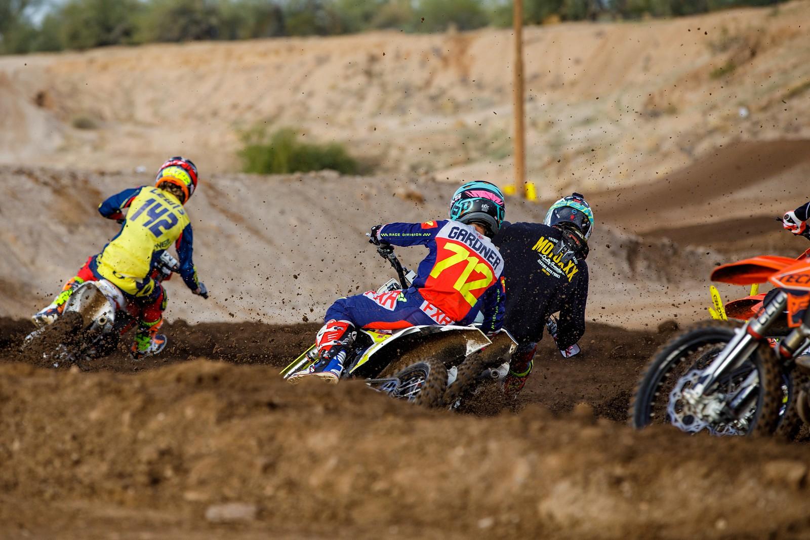 Conditions - AZ Open of Motocross, Part 2 - Motocross Pictures - Vital MX