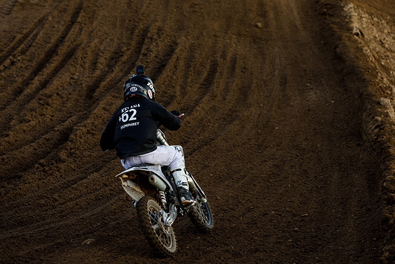 Kelena Humphrey - AZ Open of Motocross, Part 2 - Motocross Pictures - Vital MX