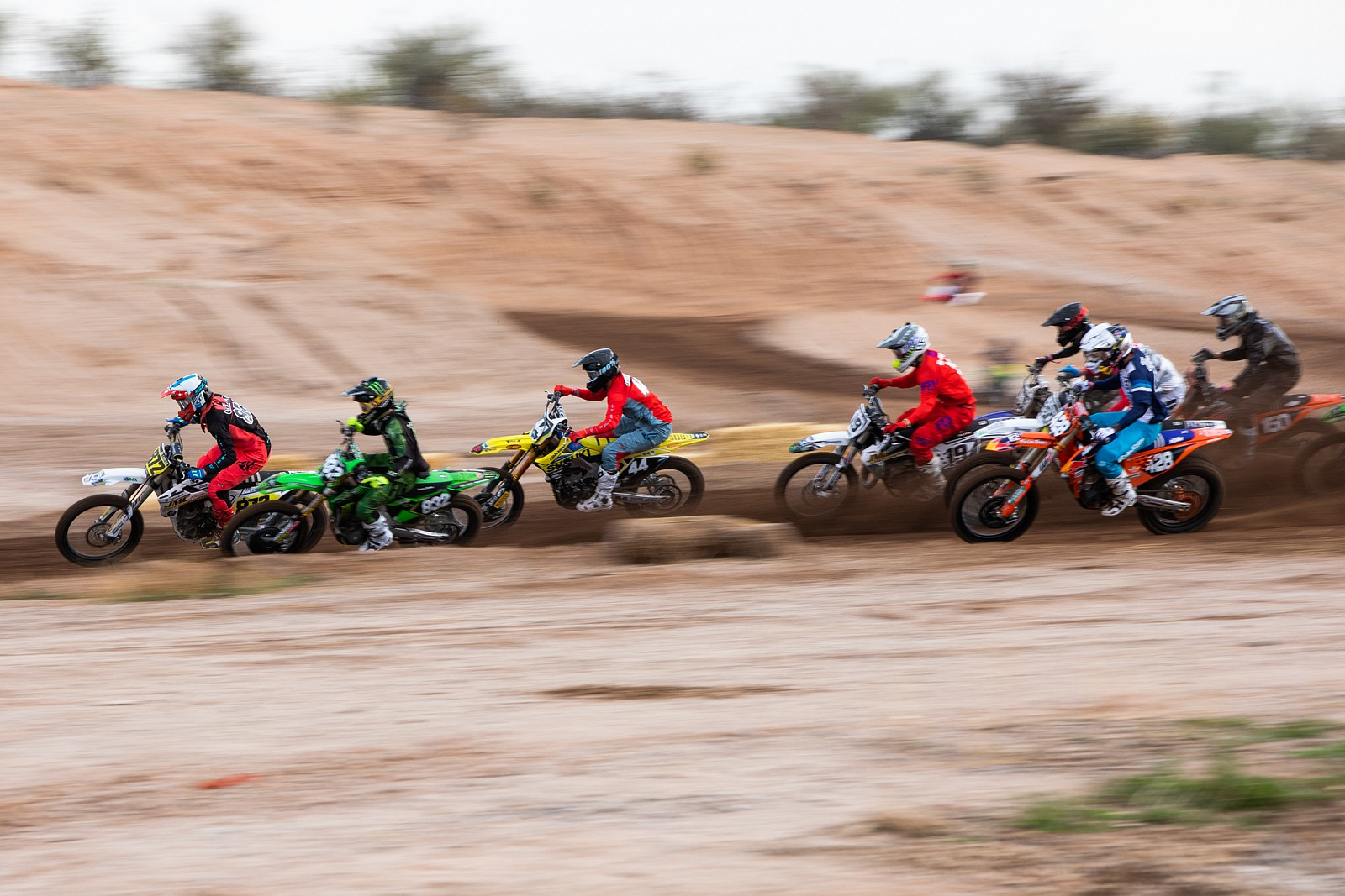 20-minute motos - AZ Open of Motocross, Part 2 - Motocross Pictures - Vital MX