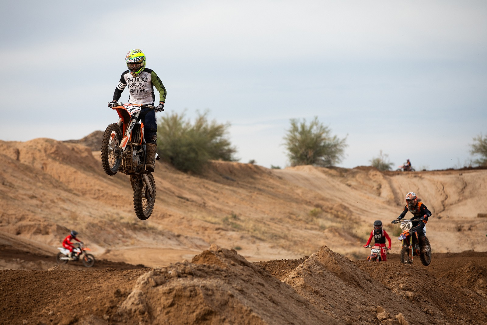 Cole Bailey - AZ Open of Motocross, Part 2 - Motocross Pictures - Vital MX