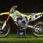 2020 JGRMX/Yoshimura/Suzuki Factory Racing Team