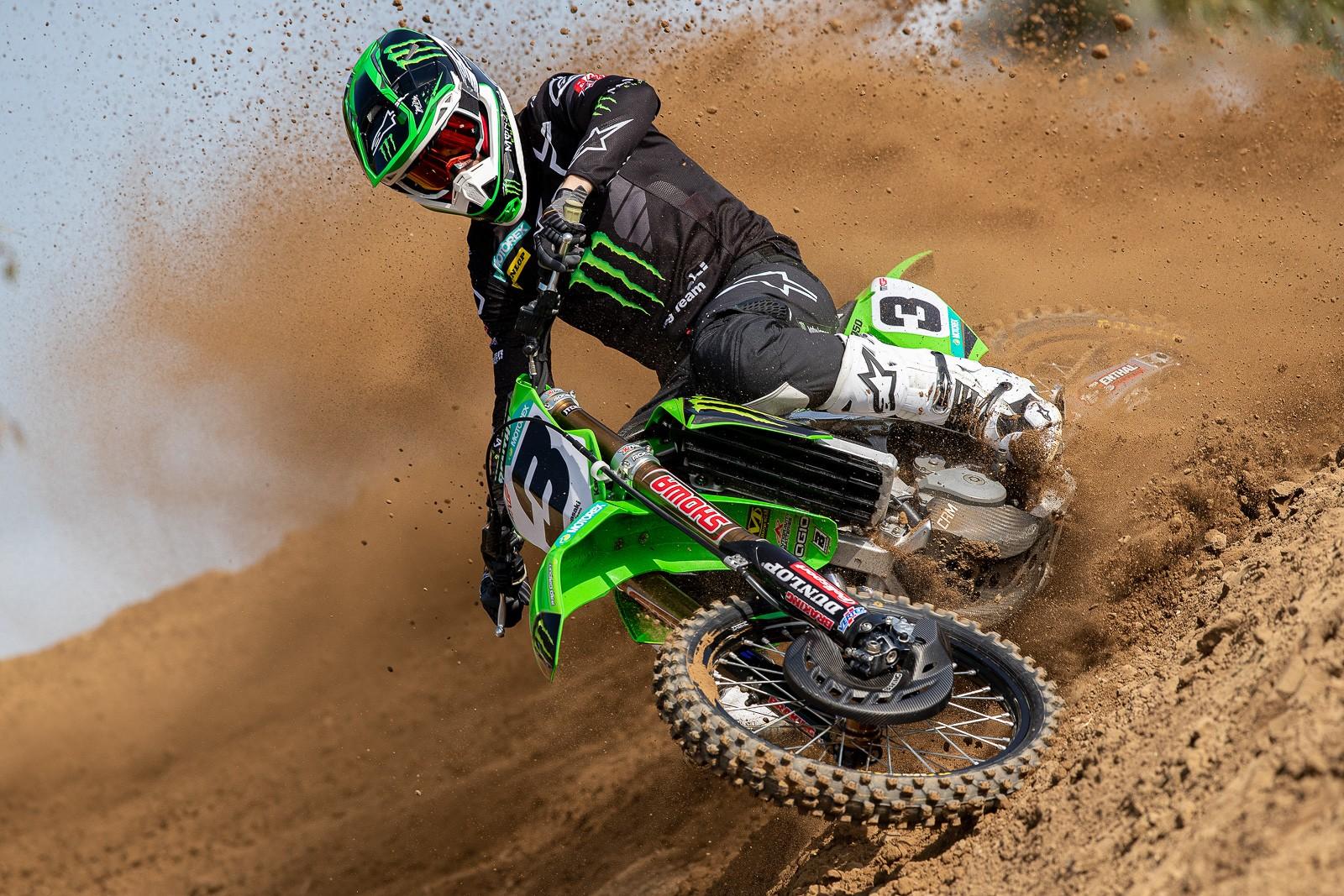 Romain Febvre - 2020 Monster Energy KRT Team Preview - Motocross Pictures - Vital MX