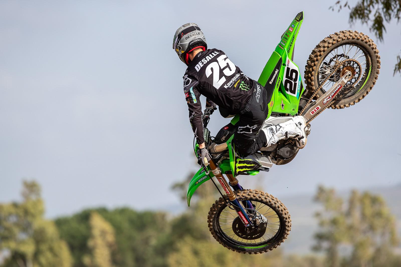 Clement Desalle - 2020 Monster Energy KRT Team Preview - Motocross Pictures - Vital MX
