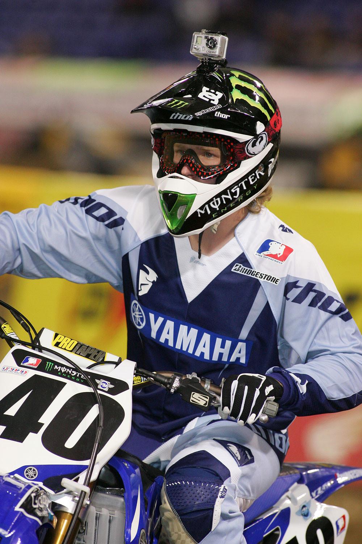 Josh Hill - Vital MX Pit Bits: Minneapolis 2008 - Motocross Pictures - Vital MX