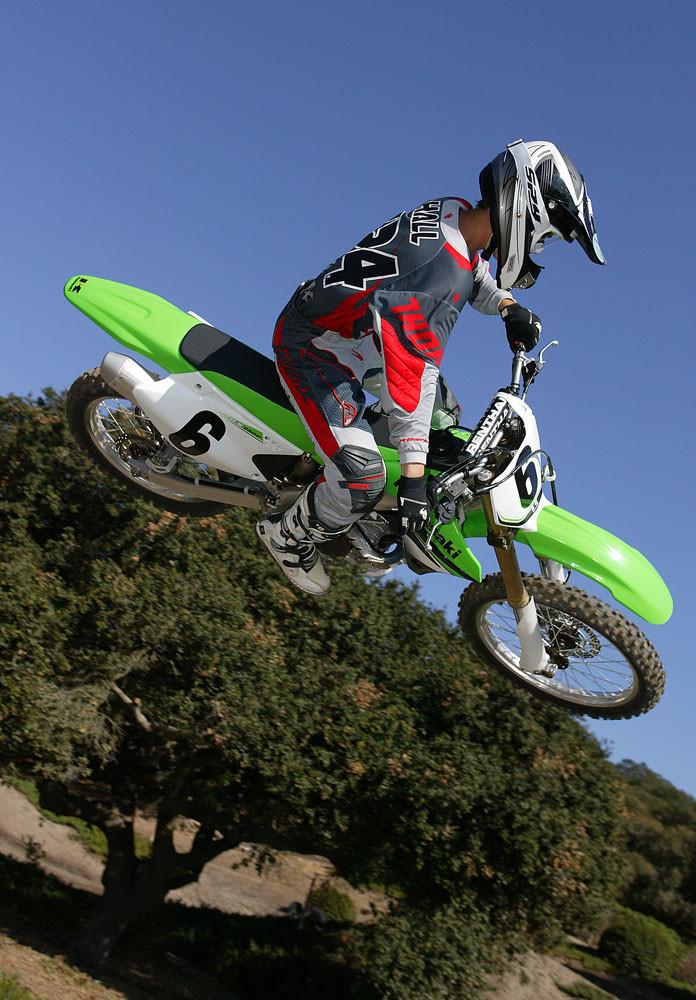 Untitled - 2007 Kawasaki KX250F - Motocross Pictures - Vital MX