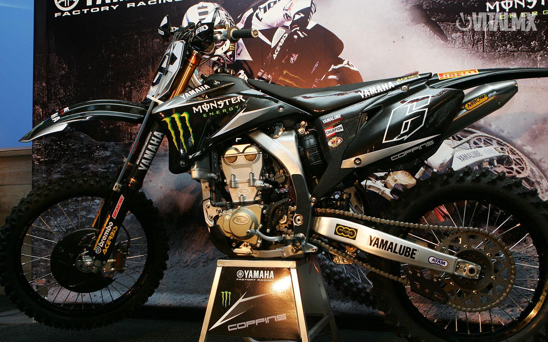 Yamaha Motocross Wallpaper