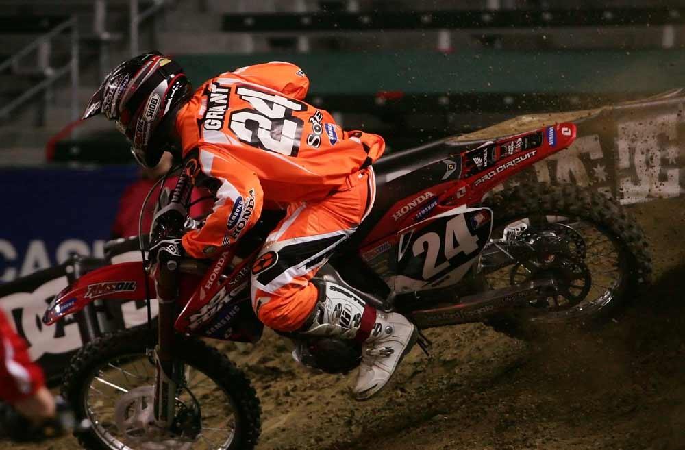 Untitled - 2006 Jeremy McGrath Invitational - Friday Night - Motocross Pictures - Vital MX