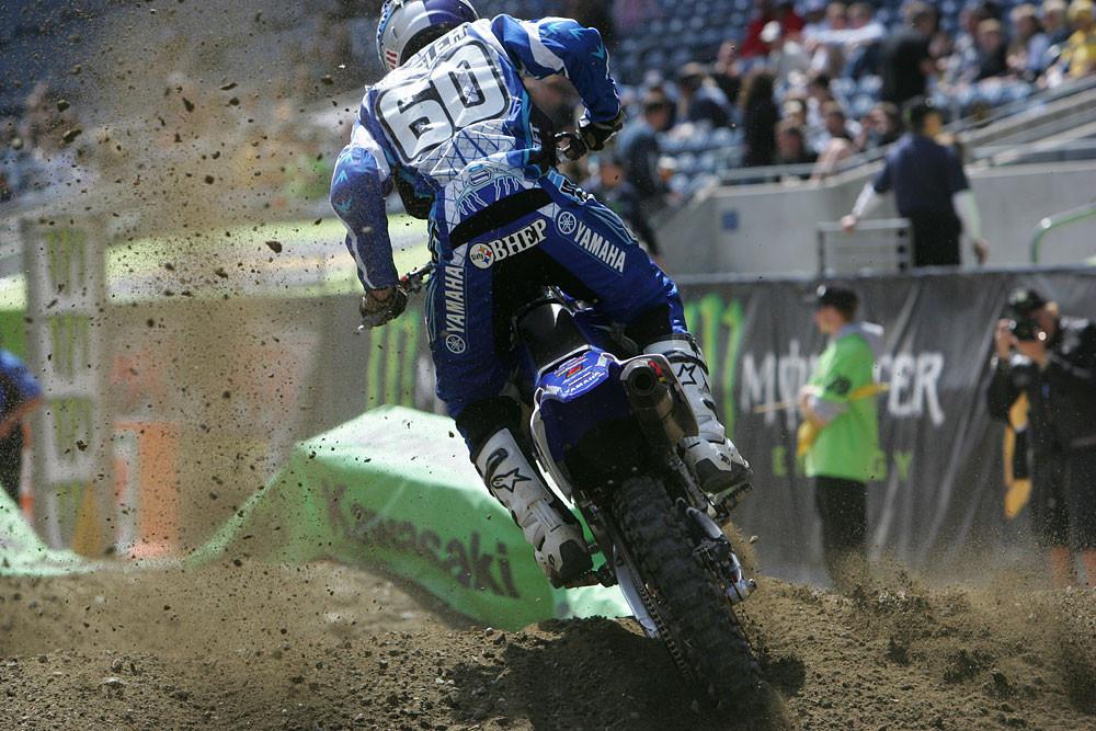 Broc Hepler - Vital MX Pit Bits: Seattle 2008 - Motocross Pictures - Vital MX