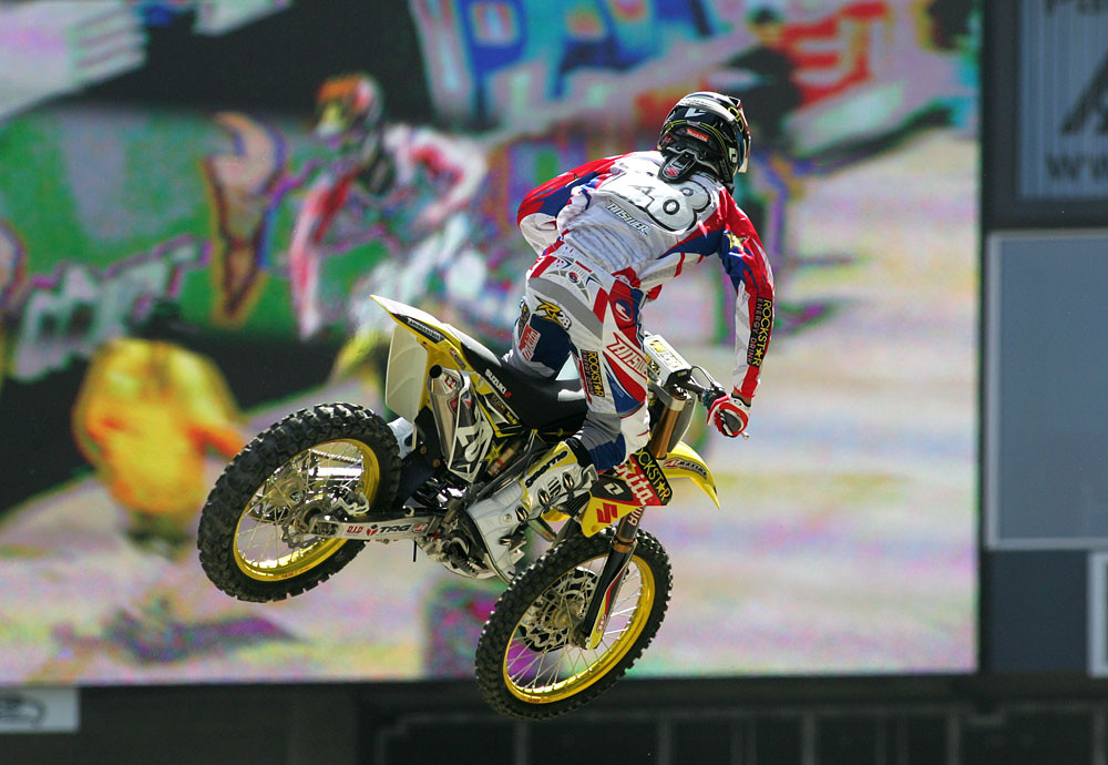 Ryan Dungey - Vital MX Pit Bits: Seattle 2008 - Motocross Pictures - Vital MX
