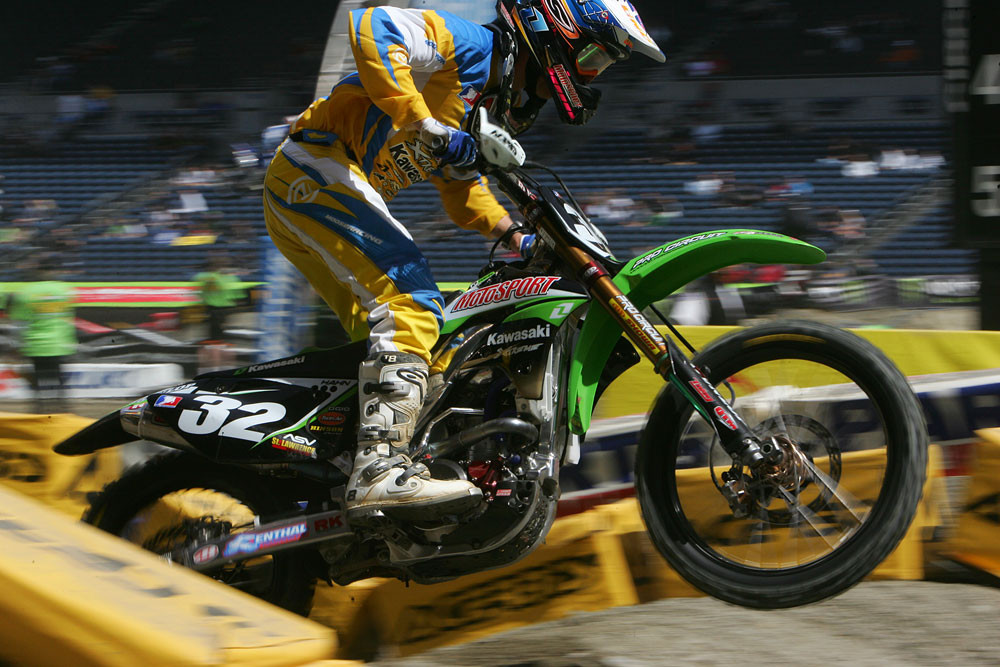 Tommy Hahn - Vital MX Pit Bits: Seattle 2008 - Motocross Pictures - Vital MX