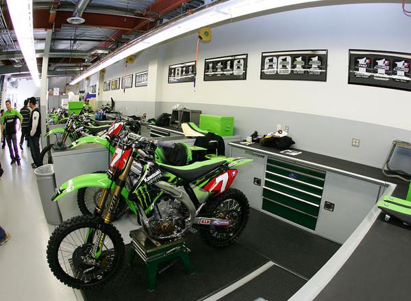 Monster Energy Kawasaki Race Shop - Vital MX: Best of