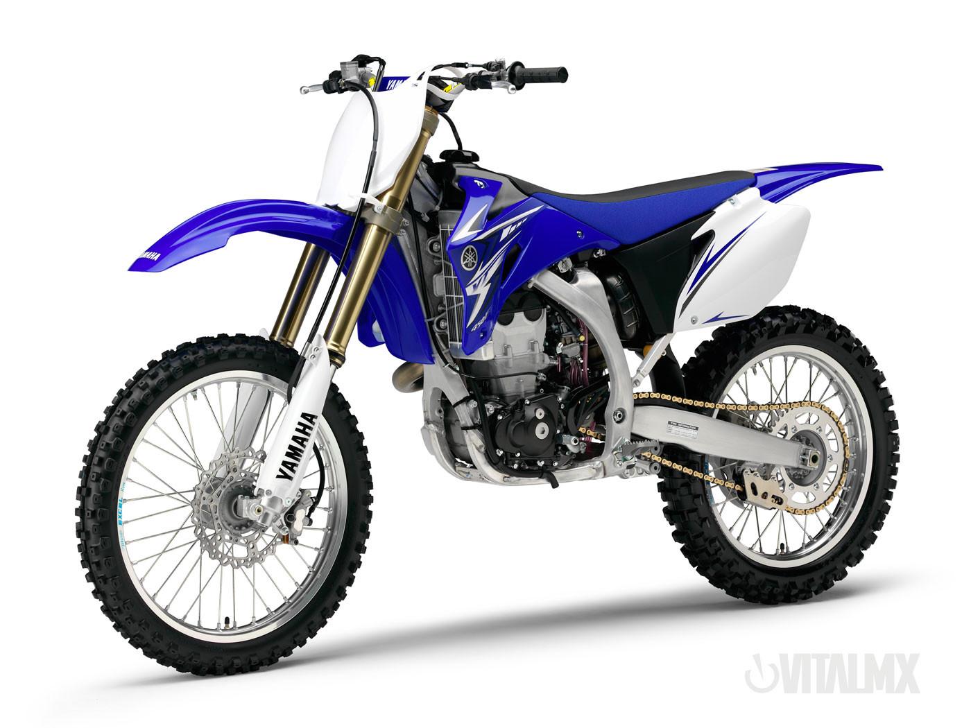 2009 Yamaha YZ450F - 2009 Yamaha YZ450F - Motocross Pictures - Vital MX